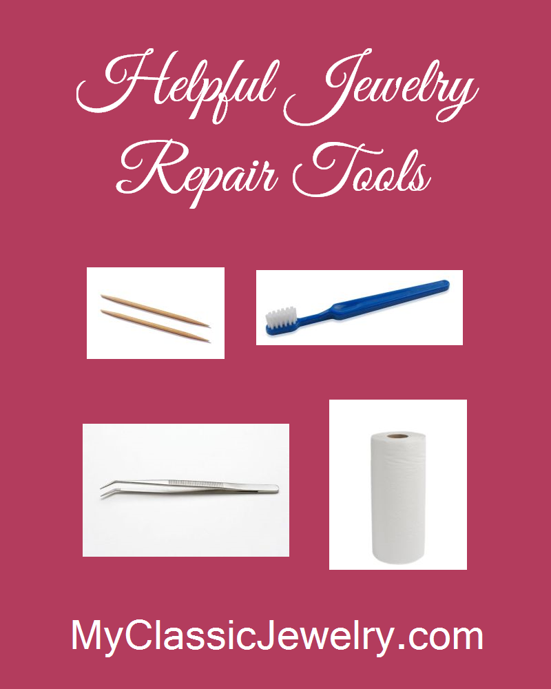 Vintage Jewelry Repair Tools