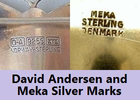 Silver Jewelry Marks: Learn to Identify and Date Silver Jewelry - My