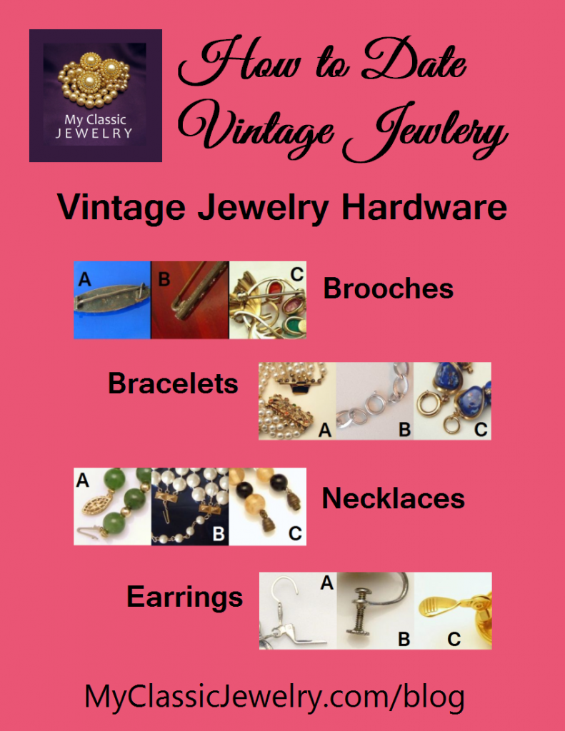 dating vintage jewelry Business owner christine rivera published a press release titled: learn how to date vintage trifari jewelry - identification and marks.