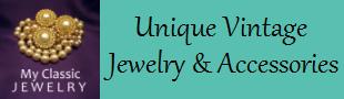 My Classic Jewelry Vintage Jewelry Blog