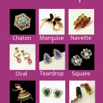 Vintage Rhinestones: Shapes and Types
