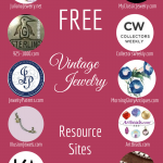 Vintage Jewelry Resource Sites – My Top 10
