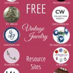 Vintage Jewelry Resource Sites – My Top 10