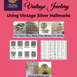 Silver Jewelry Marks: Learn to Identify and Date Silver Jewelry