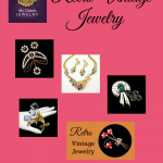Retro Vintage Jewelry: Wonderful Era and Style