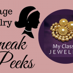 Collectible Vintage Jewelry: This Week's Sneak Peeks!